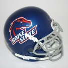 Boise State Broncos NCAA Mini Authentic Football Helmet From Schutt