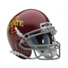Iowa State Cyclones NCAA Mini Authentic Football Helmet from Schutt