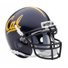 California (UC Berkeley) Golden Bears NCAA Mini Authentic Football Helmet from Schutt