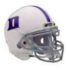 Duke Blue Devils NCAA Mini Authentic Football Helmet From Schutt