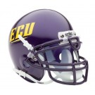 East Carolina Pirates NCAA Mini Authentic Football Helmet From Schutt