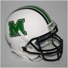 Marshall Thundering Herd NCAA Mini Authentic Football Helmet From Schutt