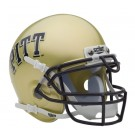 Pittsburgh Panthers NCAA Mini Authentic Football Helmet From Schutt