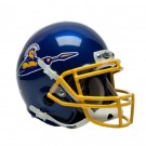 San Jose State Spartans NCAA Mini Authentic Football Helmet From Schutt by