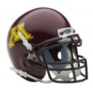 Minnesota Golden Gophers NCAA Mini Authentic Football Helmet from Schutt