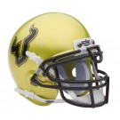 South Florida Bulls NCAA Mini Authentic Football Helmet from Schutt