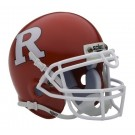 Rutgers Scarlet Knights NCAA Mini Authentic Football Helmet From Schutt