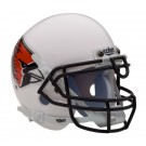 Ball State Cardinals NCAA Mini Authentic Football Helmet From Schutt