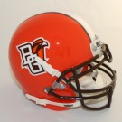 Bowling Green State Falcons NCAA Mini Authentic Football Helmet From Schutt