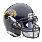 Kent State Golden Flashes NCAA Mini Authentic Football Helmet From Schutt