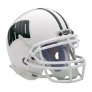 Ohio Bobcats NCAA Mini Authentic Football Helmet From Schutt