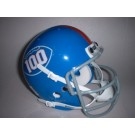 Mississippi (Ole Miss) Rebels (1969) Mini Throwback Football Helmet from Schutt
