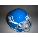 Kansas Jayhawks (1964) Mini Throwback Football Helmet from Schutt