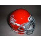 Wisconsin Badgers (1969) Mini Throwback Football Helmet from Schutt