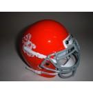 Wisconsin Badgers (1969) Mini Throwback Football Helmet from Schutt