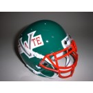 Mississippi Valley State Delta Devils (1984) Mini Throwback Football Helmet from Schutt