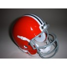 Ohio State Buckeyes (1966) Mini Throwback Football Helmet from Schutt