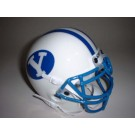 Brigham Young (BYU) Cougars 1984 Schutt Throwback Mini Helmet