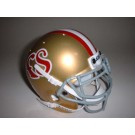 Florida State Seminoles 1970 Schutt Throwback Mini Helmet