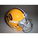 Louisiana State (LSU) Tigers 1958 Schutt Throwback Mini Helmet