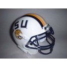 Louisiana State (LSU) Tigers 1997 Schutt Throwback Mini Helmet