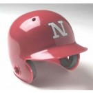 Nebraska Cornhuskers Mini Batter's Helmet from Schutt