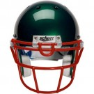 Scarlet Reinforced Oral Protection (ROPO-UB-YF) Youth Flex Football Helmet Face Guard from Schutt