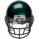 Black Reinforced Jaw and Oral Protection (RJOP-UB-DW-YF) Youth Flex Football Helmet Face Guard from Schutt