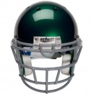 Gray Reinforced Jaw and Oral Protection (RJOP-UB-DW-YF) Youth Flex Football Helmet Face Guard from Schutt