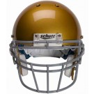 Gray Reinforced Oral Protection (ROPO-DW) Full Cage Football Helmet Face Guard from Schutt