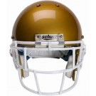 White Eyeglass Oral Protection (EGOP) Football Helmet Face Guard from Schutt