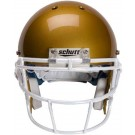 White Reinforced Oral Protection (ROPO-SW) Full Cage Football Helmet Face Guard from Schutt