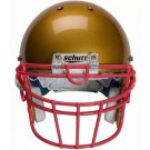 Scarlet Reinforced Oral Protection (ROPO-UB-DW) Full Cage Football Helmet Face Guard from Schutt