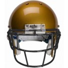 Black Eyeglass Oral Protection (EGOP) Football Helmet Face Guard from Schutt