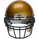 Black Reinforced Oral Protection (ROPO-DW) Full Cage Football Helmet Face Guard from Schutt