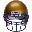 Navy Reinforced Oral Protection (ROPO-UB-DW) Full Cage Football Helmet Face Guard from Schutt