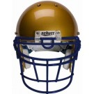 Navy Reinforced Jaw and Oral Protection (RJOP-UB-DW) Full Cage Football Helmet Face Guard from Schutt