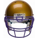 Purple Reinforced Oral Protection (ROPO-UB) Full Cage Football Helmet Face Guard from Schutt