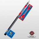 Kansas Jayhawks Varsity Billiard Cue Stick