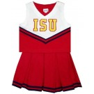 Iowa State Cyclones Cheerdreamer Young Girls Cheerleader Uniform