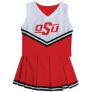 Oklahoma State Cowboys Cheerdreamer Young Girls Cheerleader Uniform