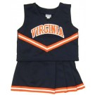 Virginia Cavaliers Cheerdreamer 1 Young Girls Cheerleader Uniform