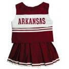 Arkansas Razorbacks Cheerdreamer Young Girls Cheerleader Uniform by