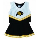 Colorado Buffaloes Cheerdreamer Young Girls Cheerleader Uniform