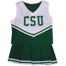 Colorado State Rams Cheerdreamer Young Girls Cheerleader Uniform by