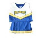 Delaware Fightin' Blue Hens Cheerdreamer Young Girls Cheerleader Uniform by