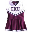 Eastern Kentucky Colonels Cheerdreamer Young Girls Cheerleader Uniform by