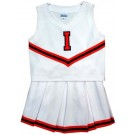 Illinois Fighting Illini Cheerdreamer Young Girls Cheerleader Uniform by