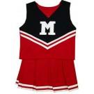 Maryland Terrapins Cheerdreamer Young Girls Cheerleader Uniform by