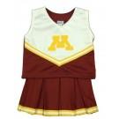 Minnesota Golden Gophers Cheerdreamer Young Girls Cheerleader Uniform by
